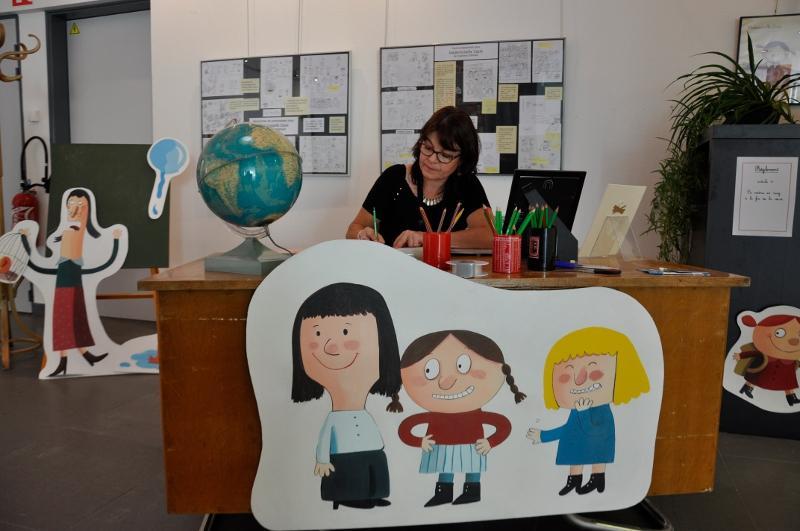 Les services à destination des enseignants et leurs classes