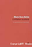 L'inflation scolaire