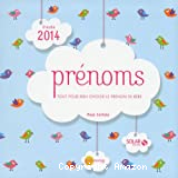 Prénoms, guide 2014